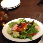 魔法のパスタ - サラダ