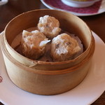 中国料理 竜苑 - シウマイ