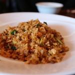 中国料理 竜苑 - 四川炒飯