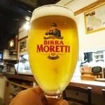 NOBI - モレッティ