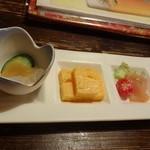 酒膳 久助 - 突出し(16-02)