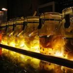 県産柚子酒