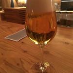 ザ ヌーク - 生ビール(サッポロのピルスナー)