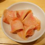 新鮮ホルモン豚風 -
