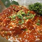 アシダヤ - 炭火焼肉ASHIDA YA レバー