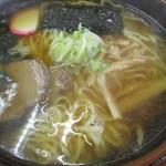 竹むら - 料理写真:中華そば大盛700円。