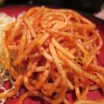 味の居酒屋 北の國から - スパゲッティ