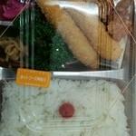 ほかほか弁当ホットフーズ - 料理写真:えび・から弁当690円