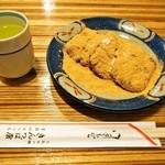 出入橋きんつば屋 - あべ川餅