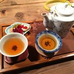 中国茶会 無茶空茶館 - スパイスティー