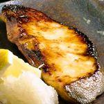 みなと寿司 - 銀だらの味噌漬け焼き