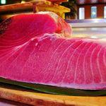 みなと寿司 - 握りにひと仕事
