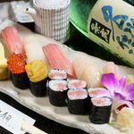 みなと寿司 - 美味しいお酒と美味しいお寿司・・・