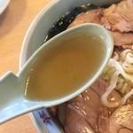 永華 - スープ