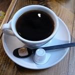 ナカマチ カフェ - スペシャリティーコーヒー パナマ 800円