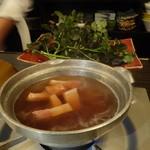 小料理 こもり - ☆小鍋も楽しいですね☆