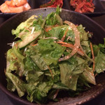 食道園 - サラダ