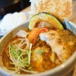 カイエン オルタナ - 料理写真:チキンベジ(オルタナスープ