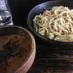 麺家かもん - 料理写真:つけ麺(大盛)