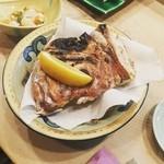 吉祥寺おすしやさん - 鯛のカマ