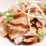 らぁ麺やまぐち - 豚ローストご飯