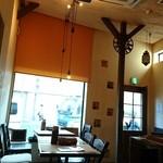 café+kitchen 北風と太陽 - 中もとっても素敵