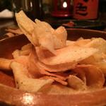seasonal bar Nanairo - ポテチ