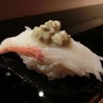 乙女寿司 - 2015年12月:カニ身withカニ味噌