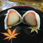 丸屋松月堂 - いちご餅