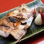 寿司海鮮 たはら - ◆一品料理 のどぐろの塩焼き