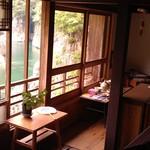 瀞ホテル - H27/5瀞ホテル1Fから風景
