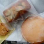 ツツイ 焼き菓子と小さなカフェ - 美味しいフィナンシェ