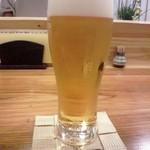 やまさん - サーバー管理ができた、美味しい生ビール
