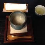 糀屋カフェ - 甘酒 400円(税別)