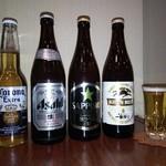 アイリス - ビール(瓶)