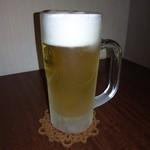 アイリス - 生ビール