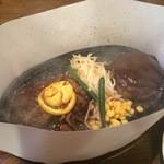 ふらんす亭 - ハラミカットステーキ&ハンバーグ