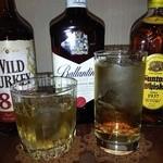 アイリス - ウイスキー各種(ロック、水割り)