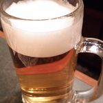 鍛冶屋 文蔵 - 生ビール