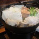 ぎふ初寿司 - 鮟鱇鍋