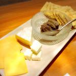 カンビオ アパートメント - コース:チーズ他