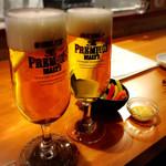 カンビオ アパートメント - 飲み放題 ビール