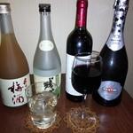アイリス - 梅酒、ワイン