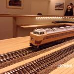 47084698 - 鉄道模型 雷鳥
