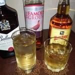 アイリス - スコッチウイスキー