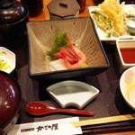 かごの屋 - 1601_かごのや(吹田五月台)_日替わりランチ+茶碗蒸し@900円