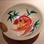 鮨 あらい - めでたいの鯛