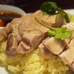 タイレストラン Smile Thailand - カオマンガイ