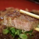肉のツクモ - ステーキ