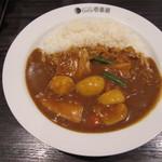 CoCo壱番屋 - グランドマザーカレー 823円